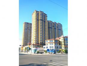 开发建设的欣源盛景小区